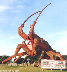 The Big Lobster, Australia