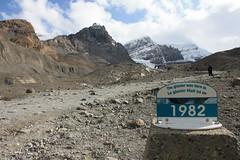 Athabasca glacier, BC (Leggymike) Tags: canada bc iceroad rockflour