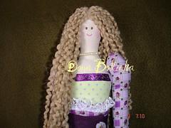 Elis em close   (Vendida) (DONA BOLINHA.. Mrcia Guimares) Tags: bonecas dolls boneca tilda