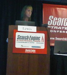Karen Weber at SES Chicago 2009