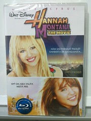 The best gift from Nokia Ever: Hannah Montana. In Finnish.