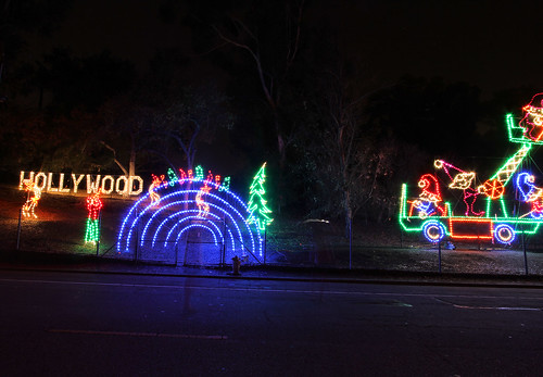 LADWP/Griffith Park Annual Holiday Light Festival