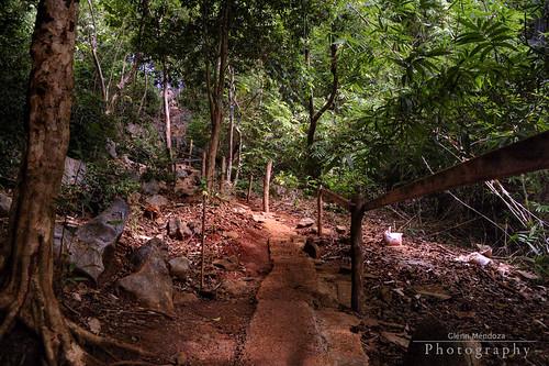 Path to Kayangan Lake 3