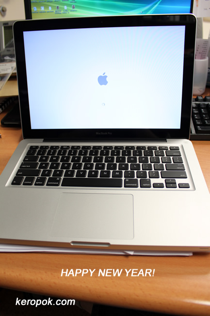 MBP - New Year Toy