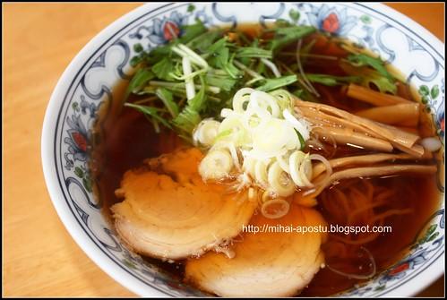中華そばラーメン Tyuka Soba Ramen 麺山