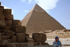 EGIPTO: PIRAMIDES DE GIZA Y DAHSHUR.