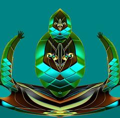 So Big! (freetoglow (Gloria)) Tags: photoshop fractal visualart amazingcolors incendia wowiekazowie eyecandyart photoartwork krazeekool sharingart colourmania incendida