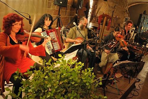 Flaxmill & Friends live