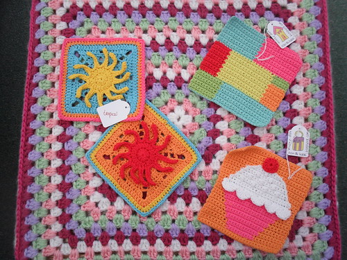 Karin (Netherlands) Your Squares have arrived! Thank you!