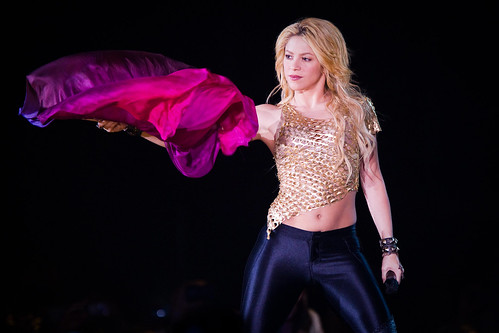 photos shakira hallenstadion capture the