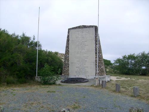 33-Le Verdon - Mémorial US*