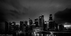 My Home (Gerald Ow) Tags: long exposure singapore sg fullertonhotel sony a7rm2 a7rii ilce7rm2 geraldow fe 1635mm f4 za oss black white bw singaporeriver theesplanadebridge flickr urban landscape golden hour zeiss