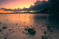 Hearts Lost (tropicaLiving - Jessy Eykendorp) Tags: longexposure light sunset sea sky bali sea