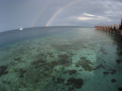 Double Rainbow at SKDR