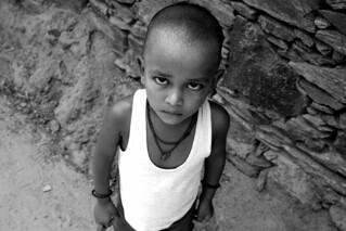Gujjar Kid, Islampur Village...