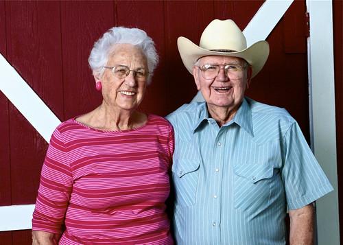 Grannie & Papa - 5