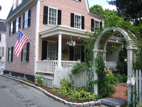 Salem Garden Tour