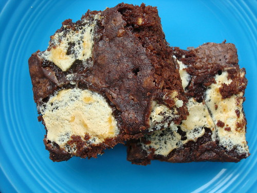 S'more brownies by Nicole