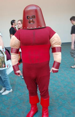 Comic Con 2009: Juggernaut