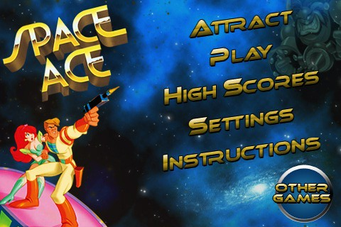 Space Ace for iPhone