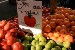Jersey Tomatoes