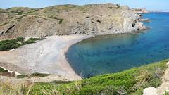 Cala Calds, Menorca (MontanNito) Tags: sea costa beach de geotagged islands mar sand playa arena islas menorca cala nord arenal platja baleares minorca b