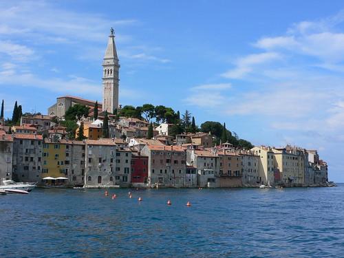 Rutas en Istria
