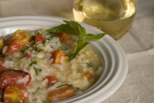 Summer risotto (I)