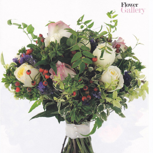 Thank you Wedding Flowers magazine for featuring one of our Autumn wedding