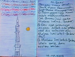 Ramadhan Sketch by Adibi