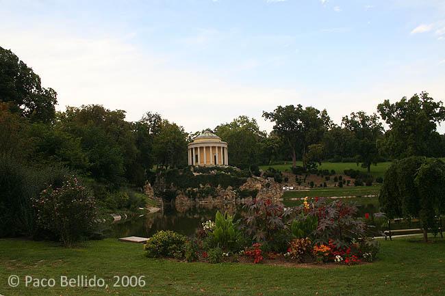 Glorieta de los jardines. © Paco Bellido, 2006