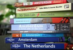 Livros sobre a Holanda