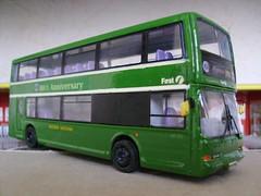 W716 RHT (jeff.day48) Tags: dennis trident eastlancs code3 modelbus 80thanniversary lolyne w716rht firstdevoncornwall