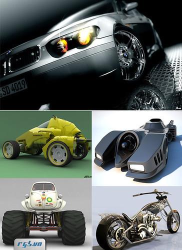 Car 110.3D.Wallpapers.rar