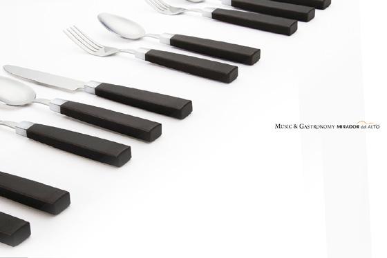 Música y gastronomía