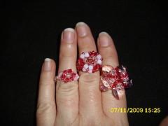 Rosas para el verano (INDI-MARIA) Tags: anillos