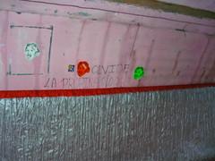 (²cm=e) Tags: mexico lago stickerart df colorful acme einstein stickers folklore mexican tip tricolor sur colourful xochimilco periférico alberteinstein mexicanflag ciudaddeméxico chinampa trajineras emc² calzadadelhueso slaptagging stickerbombing banderademéxico calzadadetlalpan stickertagging ²cme 2cme pndbb