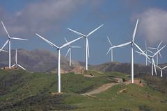 West Wind (James @ NZ) Tags: windturbine westwind makara