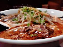 Karashibi Miso Ramen from Kikanbou @ Kanda -    (Fuyuhiko) Tags: from for miso  free ramen  kanda session tasting     preopen    kikanbou karashibi  kikanbo