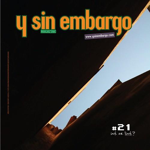 Y SIN EMBARGO magazine #21