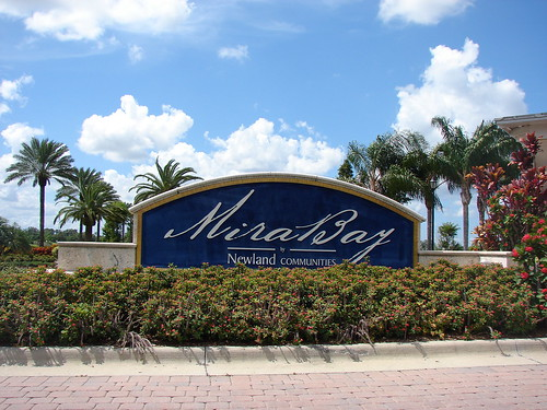 Communiy Of Mirabay Waterfront Homes With Docks Apollo Beach Florida