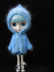 Baby Blue Anorak