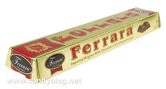 Ferrara Belgian Milk Chocolate with Almond Nougat