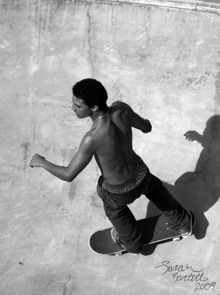 Black Pearl Skate II