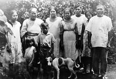 Cruz Family, 1930