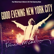 Paul Mc Cartney - Good Evening New York City