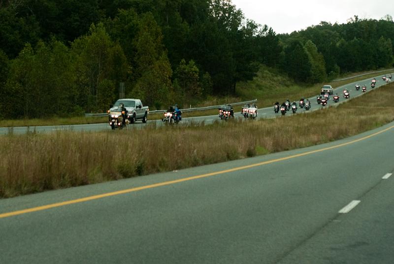 Day 8: Motorcycle Gang?