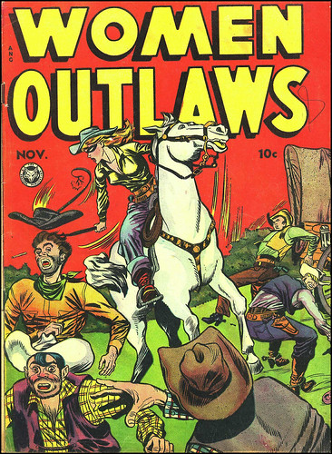 Women Outlaws #3