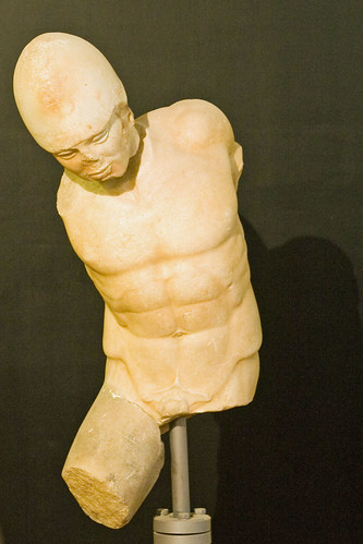 Dying Solider Agrigento Museum