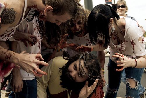 Thumb Zombies atacando a Jesús